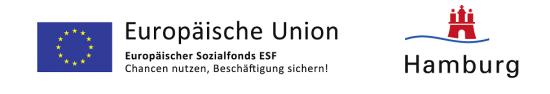 ESF-Hamburg Logos
